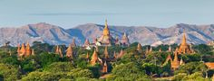 Myanmar. Truly a country in transition and still largely closed to tourists. Apparently all attributes that make me want to go there...now.