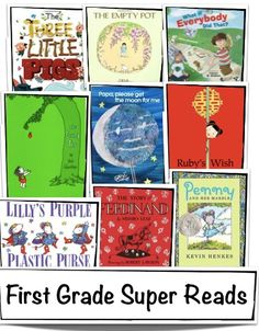 Best Picture Books for First Grade Primary Grades Picture Books