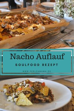 Das ultimative Soulfood Rezept: Leckerer Nacho Auflauf. #mexikanisch #Nachos #Auflauf #aufläufe #überbacken #mexikanischesessen #mexicanfood #mexikanischesRezept #Rezept #Käse #cheesedip #soulfood