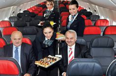 Glad to see Turkish Airlines doing so well...I love the hazelnuts they serve with beverages...a healthier option than pretzels or peanuts!