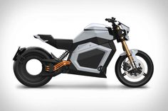 Verge TS Electric Motorcycle.
