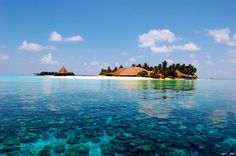 Ever since highschool I've ALWAYS wanted to go to the Maldives!! I'd really like to go diving there.