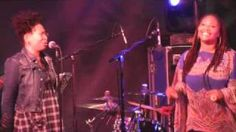 """Lalah Hathaway, Rachelle Ferrell, Mo' MJ & """"Something"""" Live At BHCP Center Stage (Part 9/10), via YouTube."""