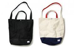 standard california porter canvas tote bags 540x359 Standard California x Porter Canvas Tote Bags