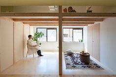 Fujigaoka T , Kanagawa Prefecture, 2014 - Sinato Architects #japan