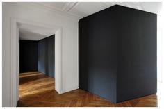 maat architettura — Nero su bianco