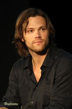 Jared looking seriously handsome here. Go ahead. Flail.
