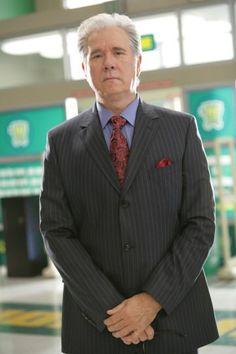 John Larroquette in Almost Human John Larroquette, Boston Legal, James Spader, Tv Series, Tv Shows, Suit Jacket, Actors, Librarians, People