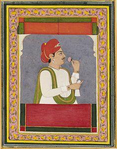 Ram Chand Sukhiye. Jaipur, India, early 19th century