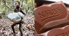 Beware of These 10 Popular Chocolate Brands that Exploit Child Slaves. Here's a handy guide to help avoid buying Halloween treats produced by child slaves. Chocolate Company, Chocolate Brands, Chocolate Treats, Holiday Treats, Halloween Treats, Serving Others, Post Date, Popular, Pumpkin Recipes