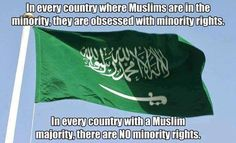 Go figure...and if you're not moslem you're the minority.