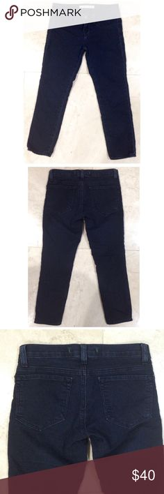 "▪️J Brand Jeans▪️ ✔️10% OFF Bundles Plus FREE SHIPPING!✔️ J Brand ""Olympia"" Jeans in size 24 with a  21"" inseam comes preloved and in good condition. Short skinny ankle cut with a 7"" low rise. These are the thinner J Brand signature denim. Perfect for summer!  My prices fluctuate often for sales & specials, so catch your favorite items when prices are low. Thank you shopping my closet. Mahalo!🤙🏼♥️ J Brand Jeans Skinny"