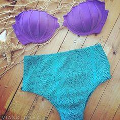 Para as Sereias: TopConcha (vem com alcinha removível) & Retrô Avulsos do P ao GG ➡www.viasolbrazil.com.br Frete Grátis em compras acima de $300;) . . . . #mermaidlife #biquinisereia #biquinideconcha #sereia #mermaid #biquinidesereia #biquini #retro #concha #glamour #atacado #varejo #biquini #blogueira #brasil #modapraia #praia #promocao #weekend #tendencia #verao2017 #biquiniretro #moda #bikini #amobiquini