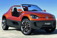 VW Beach Buggy Concept