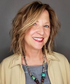 50 Modern Haircuts for Women over 50 with Extra Zing - - Over Tousled Bob For Fine Hair Bob Haircuts For Women, Bob Hairstyles For Fine Hair, Haircut For Thick Hair, Hairstyles Over 50, Modern Haircuts, Short Hairstyles For Women, Short Haircuts, Shag Hairstyles, Layered Hairstyles