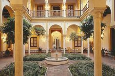1000 images about patios de sevilla on pinterest sevilla seville spain and patio - Hotel casa imperial sevilla ...