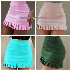 Algo Asi😍 Skirt Outfits, Chic Outfits, Trendy Outfits, Fashion Outfits, African Wear, African Dress, Cute Skirts, Mini Skirts, African Fashion Dresses