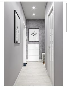 gongd - New Deko Sites Home Room Design, Interior Design Living Room, Living Room Designs, House Design, Townhouse Interior, Apartment Interior, Hallway Decorating, Interior Decorating, Hallway Designs