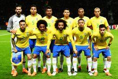Brasil 2018, ausência de Neymar não impede que o Brasil seja muito forte.