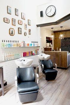 The Woodbridge Salon #sf #rustic #chic