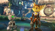 Sadly I'm not up to date on titles on Ratchet and Clank games anymore... But I'm quite sure this is from Into The Nexus. WHICH BETTER BE BEAUTIFUL -Will