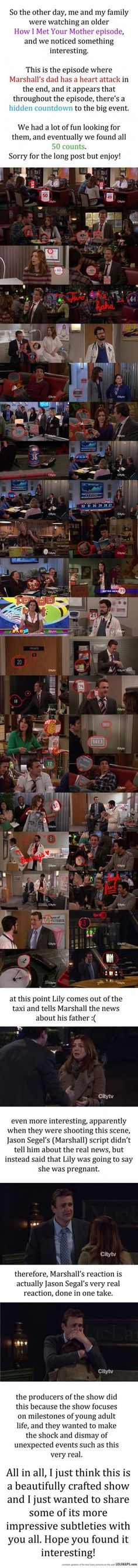 Hidden Messages From 'How I Met Your Mother'... #HIMYM