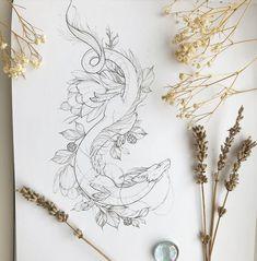 Love Tattoos, Beautiful Tattoos, Small Tattoos, Tattoos For Women, Tatoos, Studio Ghibli Tattoo, Tattoo Studio, Underboob Tattoo, Japan Tattoo