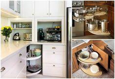 19 ötlet kicsi konyhába, hogy még több helyed legyen