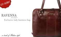 Last days of #sales! Choose Tuscany Leather quality for your #business!
