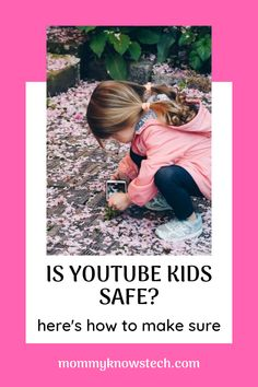 It's screen time again and your kids want a YouTube video... YouTube   Kids is a good option for filtering out some of the nonsense on YouTube,   but are the settings you're using safe? Here's how to make sure. Teaching Technology, Teaching Biology, Internet Safety For Kids, Cyber Safety, Rules For Kids, Parenting Done Right, Computer Security, Security Tips, Environmental Science
