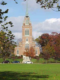 Got married here. Culver Academies.
