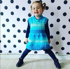 dress #breien #donatie #kinderkleding #breiNwerk #NAH