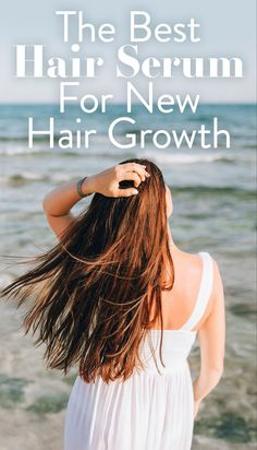 Read more on SheFinds!  Find out the best serum for hair growth on SHEfinds.com.  #hair #hairstyles #haircare #beauty #beautyproducts Best Hair Serum, Best Serum, Beauty Makeup Tips, Beauty Advice, Hair Beauty, New Hair Growth, Natural Hair Growth, Easy Hairstyles For Long Hair, Cool Hairstyles