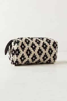 Anchorage Cosmetic Bag - anthropologie.com