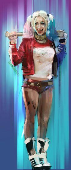 Harley Quinn / Wip