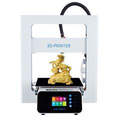 JGAURORA A3S Impresora 3D Mini Deskpot DIY 3D Impresora Kit Soporte PLA/Madera / TPU/ABS Filamento 3D para la Oficina de la Escuela Hogar: Amazon.es: Industria, empresas y ciencia Kit, 3d Printer, Printing, The Office, Offices, School, Wood, Home, Printers