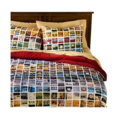 Photo bed!This is a super comforter.