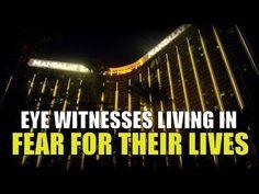 Witnesses of Multiple Gunmen Fear for Their Lives - Las Vegas Shooting P...