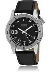 21691-0001 Black/Grey Analog Watch