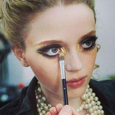 Chanel makeup!