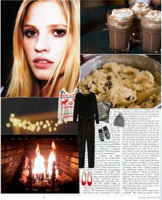 """""""Staying Home"""" by amalieknygberg ❤ liked on Polyvore"""