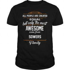 SOWERS Name tee Shirts