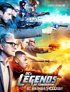 legends of tomorrow NEW poster - Pesquisa Google