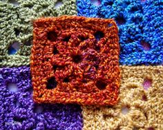 little jewels afghan
