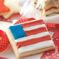 flag cookies, adaptable for every country