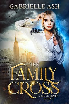 Book Tour Featuring *The Family Cross* by Gabrielle Ash @GabrielleAsh4 @xpressotours #giveaway ~ I'm Into Books ~ Book Tours & Reviews Her Brother, Used Books, Book 1, Ash, Audiobooks, Fantasy Romance, Fantasy Books, Reading, The Chupacabra