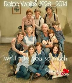 Ralph Waite..father on the Waltons... .pop to seely booth and father to Gibbs has died. Feb 14 RIP