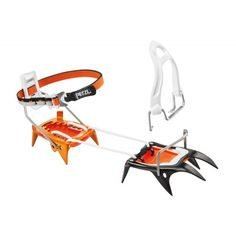 Petzl Irvis Hybrid Lever Lock Universel Crampons at OutdoorXL ✓ Fast same day shipping across the World ✓ Authorized Petzl dealer Equipement Running, Ultralight Outdoor Gear, Ski Touring, Ski And Snowboard, Aluminium, Bag Storage, Flexibility, Things To Sell, Customer Support