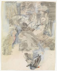 Robert Rauschenberg. Canto XIII: Circle Seven, Round 2, The Violent Against Themselves from the series Thirty- Four Illustrations for Dante's Inferno. (1959-60)