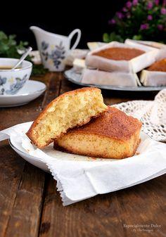 Sobaos pasiegos (dulce típico de Cantabria)   Especialmente Dulce Tea Time, French Toast, Bread, Breakfast, Food, Garden, Butter, Dessert Recipes, Crack Cake